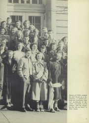 Page 7, 1949 Edition, Steubenville High School - Crimsonite Yearbook (Steubenville, OH) online yearbook collection