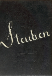 Page 1, 1952 Edition, Steubenville High School - Crimsonite Yearbook (Steubenville, OH) online yearbook collection
