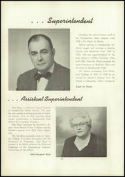 Page 12, 1952 Edition, Steubenville High School - Crimsonite Yearbook (Steubenville, OH) online yearbook collection