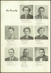 Page 16, 1952 Edition, Steubenville High School - Crimsonite Yearbook (Steubenville, OH) online yearbook collection