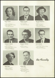 Page 17, 1952 Edition, Steubenville High School - Crimsonite Yearbook (Steubenville, OH) online yearbook collection