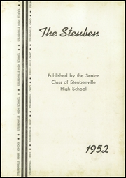 Page 5, 1952 Edition, Steubenville High School - Crimsonite Yearbook (Steubenville, OH) online yearbook collection
