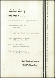 Page 7, 1952 Edition, Steubenville High School - Crimsonite Yearbook (Steubenville, OH) online yearbook collection