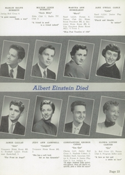 Page 17, 1956 Edition, Steubenville High School - Crimsonite Yearbook (Steubenville, OH) online yearbook collection