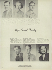 Page 12, 1951 Edition, Lemon Monroe High School - Monocle Yearbook (Monroe, OH) online yearbook collection