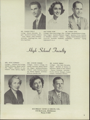 Page 13, 1951 Edition, Lemon Monroe High School - Monocle Yearbook (Monroe, OH) online yearbook collection