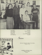 Page 16, 1951 Edition, Lemon Monroe High School - Monocle Yearbook (Monroe, OH) online yearbook collection