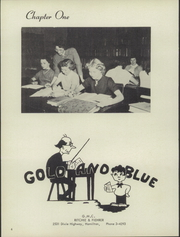Page 8, 1951 Edition, Lemon Monroe High School - Monocle Yearbook (Monroe, OH) online yearbook collection