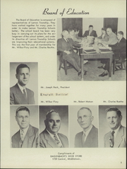 Page 9, 1951 Edition, Lemon Monroe High School - Monocle Yearbook (Monroe, OH) online yearbook collection