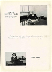 Page 11, 1942 Edition, Maumee High School - Reflector Yearbook (Maumee, OH) online yearbook collection