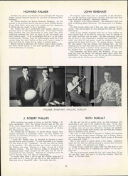 Page 14, 1942 Edition, Maumee High School - Reflector Yearbook (Maumee, OH) online yearbook collection