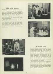 Page 14, 1944 Edition, Maumee High School - Reflector Yearbook (Maumee, OH) online yearbook collection