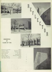Page 5, 1944 Edition, Maumee High School - Reflector Yearbook (Maumee, OH) online yearbook collection