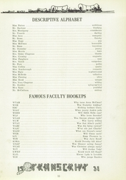 Page 21, 1931 Edition, Ravenna High School - Tappan Tatler Yearbook (Ravenna, OH) online yearbook collection