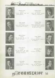 Page 28, 1931 Edition, Ravenna High School - Tappan Tatler Yearbook (Ravenna, OH) online yearbook collection