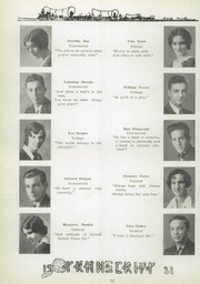 Page 30, 1931 Edition, Ravenna High School - Tappan Tatler Yearbook (Ravenna, OH) online yearbook collection