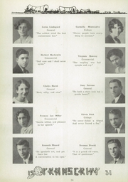 Page 32, 1931 Edition, Ravenna High School - Tappan Tatler Yearbook (Ravenna, OH) online yearbook collection