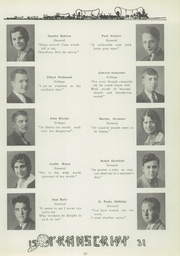 Page 33, 1931 Edition, Ravenna High School - Tappan Tatler Yearbook (Ravenna, OH) online yearbook collection