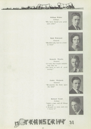 Page 35, 1931 Edition, Ravenna High School - Tappan Tatler Yearbook (Ravenna, OH) online yearbook collection