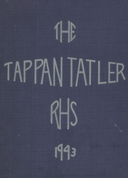 Ravenna High School - Tappan Tatler Yearbook (Ravenna, OH) online yearbook collection, 1943 Edition, Page 1