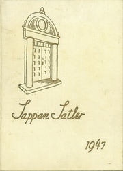 Ravenna High School - Tappan Tatler Yearbook (Ravenna, OH) online yearbook collection, 1947 Edition, Page 1