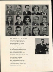 Page 12, 1948 Edition, Ravenna High School - Tappan Tatler Yearbook (Ravenna, OH) online yearbook collection