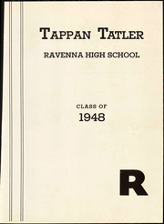 Page 5, 1948 Edition, Ravenna High School - Tappan Tatler Yearbook (Ravenna, OH) online yearbook collection