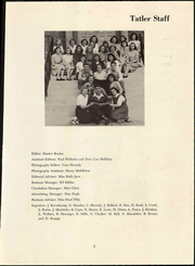 Page 7, 1948 Edition, Ravenna High School - Tappan Tatler Yearbook (Ravenna, OH) online yearbook collection