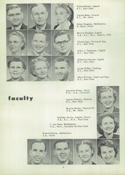 Page 10, 1953 Edition, Ravenna High School - Tappan Tatler Yearbook (Ravenna, OH) online yearbook collection