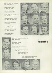 Page 11, 1953 Edition, Ravenna High School - Tappan Tatler Yearbook (Ravenna, OH) online yearbook collection