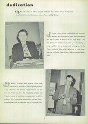 Page 6, 1953 Edition, Ravenna High School - Tappan Tatler Yearbook (Ravenna, OH) online yearbook collection