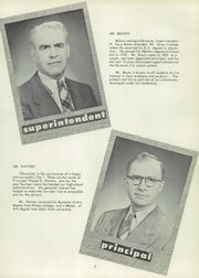 Page 9, 1953 Edition, Ravenna High School - Tappan Tatler Yearbook (Ravenna, OH) online yearbook collection