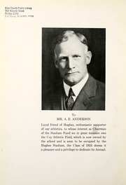 Page 8, 1924 Edition, Hughes High School - Yearbook (Cincinnati, OH) online yearbook collection