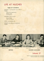 Page 6, 1942 Edition, Hughes High School - Yearbook (Cincinnati, OH) online yearbook collection
