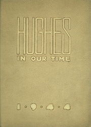 Page 1, 1944 Edition, Hughes High School - Yearbook (Cincinnati, OH) online yearbook collection
