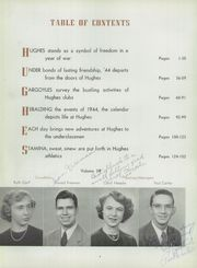 Page 10, 1944 Edition, Hughes High School - Yearbook (Cincinnati, OH) online yearbook collection