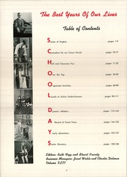 Page 10, 1947 Edition, Hughes High School - Yearbook (Cincinnati, OH) online yearbook collection