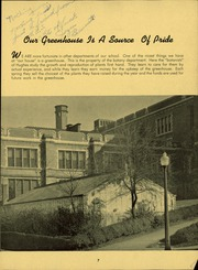 Page 11, 1949 Edition, Hughes High School - Yearbook (Cincinnati, OH) online yearbook collection