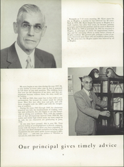 Page 14, 1956 Edition, Hughes High School - Yearbook (Cincinnati, OH) online yearbook collection