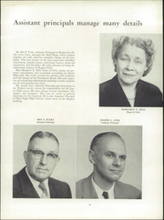 Page 15, 1956 Edition, Hughes High School - Yearbook (Cincinnati, OH) online yearbook collection