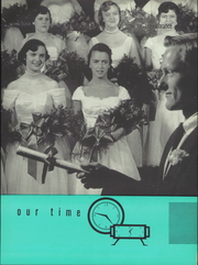 Page 9, 1956 Edition, Hughes High School - Yearbook (Cincinnati, OH) online yearbook collection
