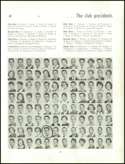 Page 71, 1957 Edition, Hughes High School - Yearbook (Cincinnati, OH) online yearbook collection