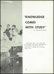 Page 17, 1959 Edition, Solon High School - Archive Yearbook (Solon, OH) online yearbook collection