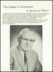 Page 9, 1959 Edition, Solon High School - Archive Yearbook (Solon, OH) online yearbook collection