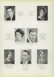 Page 15, 1933 Edition, Logan High School - Aerial Yearbook (Logan, OH) online yearbook collection