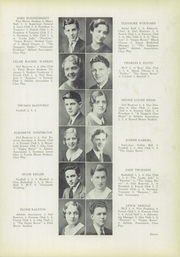 Page 17, 1933 Edition, Logan High School - Aerial Yearbook (Logan, OH) online yearbook collection