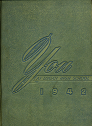 Logan High School - Aerial Yearbook (Logan, OH) online yearbook collection, 1942 Edition, Page 1