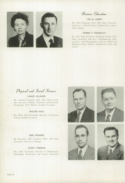 Page 10, 1951 Edition, Logan High School - Aerial Yearbook (Logan, OH) online yearbook collection