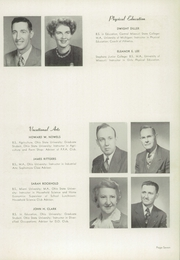 Page 11, 1951 Edition, Logan High School - Aerial Yearbook (Logan, OH) online yearbook collection