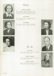 Page 12, 1951 Edition, Logan High School - Aerial Yearbook (Logan, OH) online yearbook collection